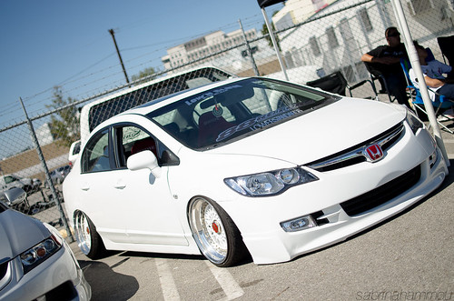 Civic Sedan on BBSs by sabrinauh