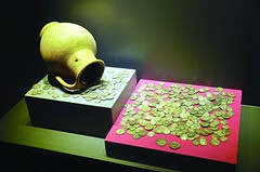 Aydýn museum coin exhibit