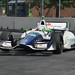 Simona De Silvestro on course during practice in Baltimore