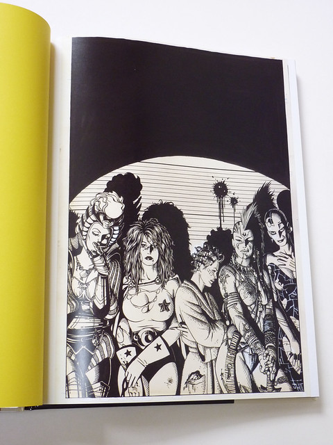 Love and Rockets: The Covers by Gilbert, Jaime, and Mario Hernandez - page