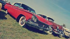 Les Anciennes En Vallée De l'Eure - Buick Electra & Chevrolet Bel Air