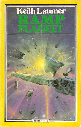Keith Laumer - De rampplaneet (Gradivus 1979)