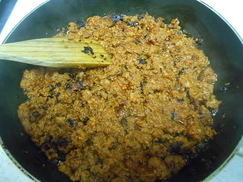 browning chorizo