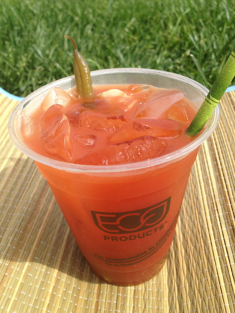 Bloody mary - Picnic in the Presidio