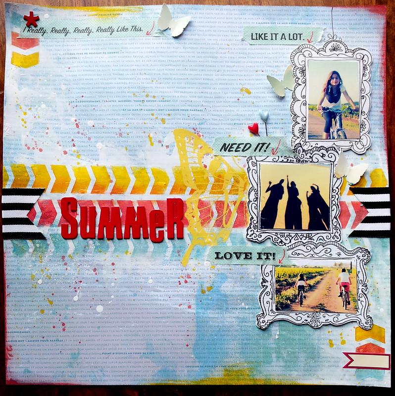 scrap summer semaine 10