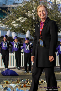 Director of Bands Dr. Mallory Thompson