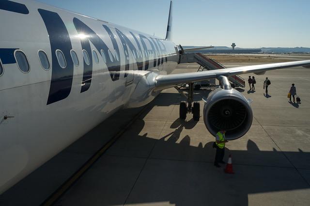 マドリード・バラハス国際空港 FINNAIR AY7426