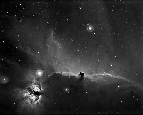 Horsehead Nebula by Mick Hyde