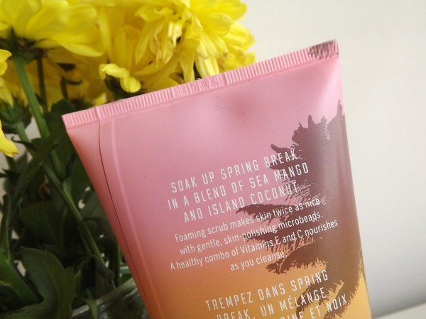 Victoria's Secret Pink Spring Break Body Scrub