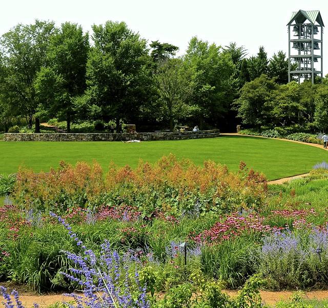 Carillon Chicago Botanic Garden August Glencoe Il Flickr Photo Sharing