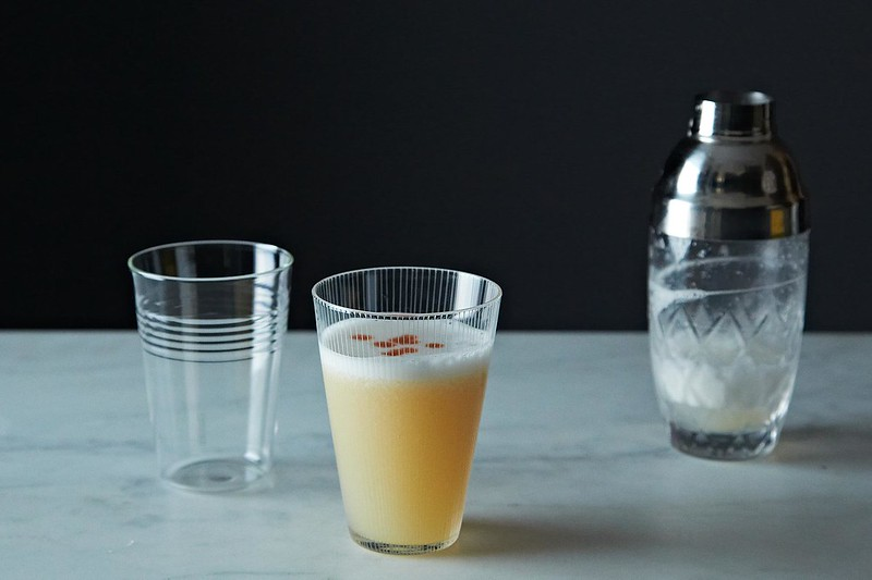 Apple Blow Fizz from Food52