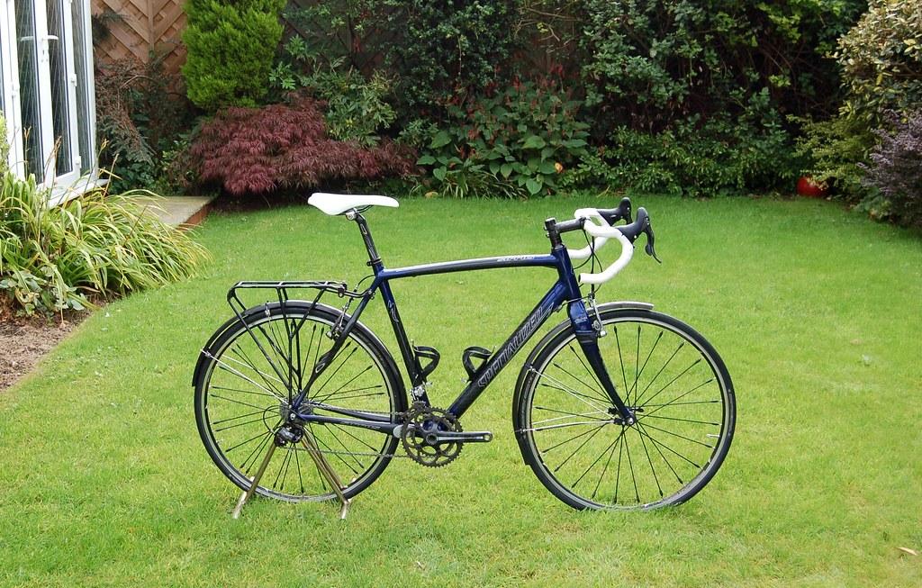 Specialized Sirrus Ltd Full Carbon Fiber Road Race Bike