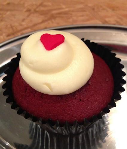 Red Velvet Cupcake from Penny University