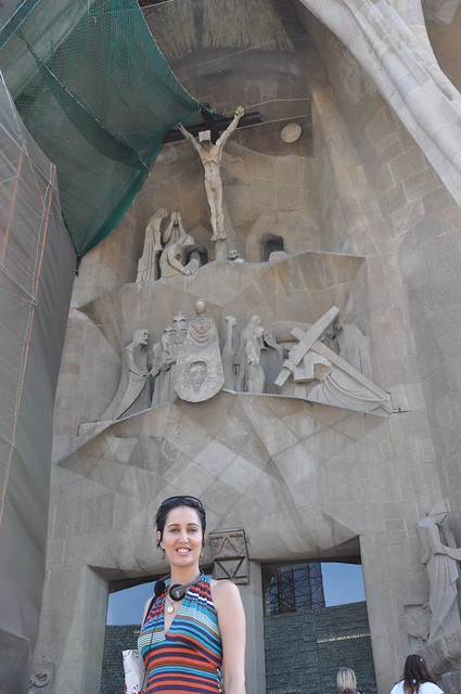 Sagrada Familia - Passion Facade