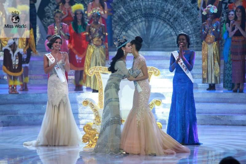 Miss Ghana 2012 Naa Okailey