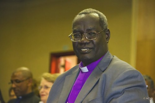 Archbishop of the Episcopal Church of the Sudan, Daniel Deng Bul Yak