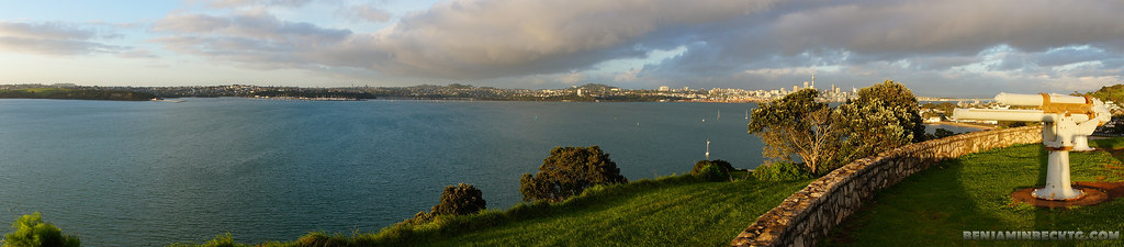 City Panorama from North Head