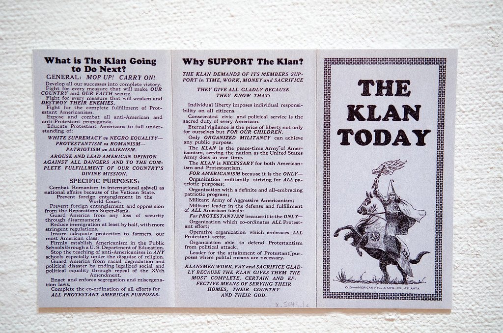 the klan s fight for americanism