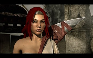 Heavenly Sword Feature Film, 01