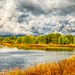 fall at Oxbow Bend - explore #1 Nov. 1, 2013 by Marvin Bredel