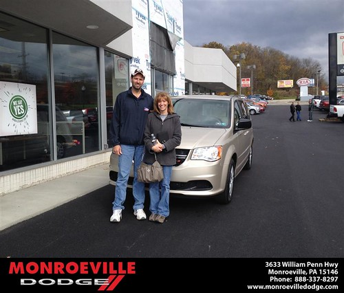 Thank you to Timothy Mankovich on your new car  from Lara Paradise and everyone at Monroeville Dodge! #NewCarSmell by Monroeville Dodge