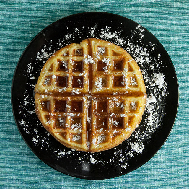 Fluffy Buttermilk WafflesIMG_7891