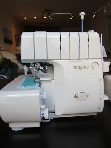 Babylock Imagine Serger