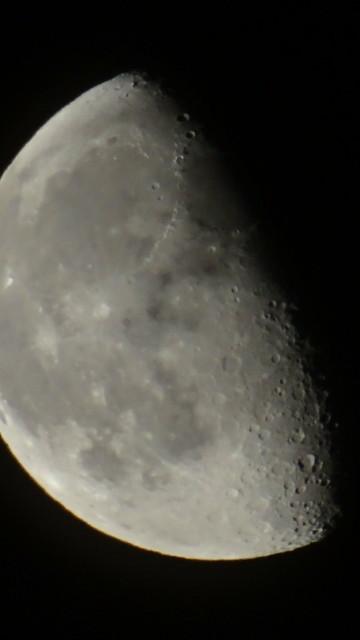 Mond reine Helle der Sehnsucht 0300