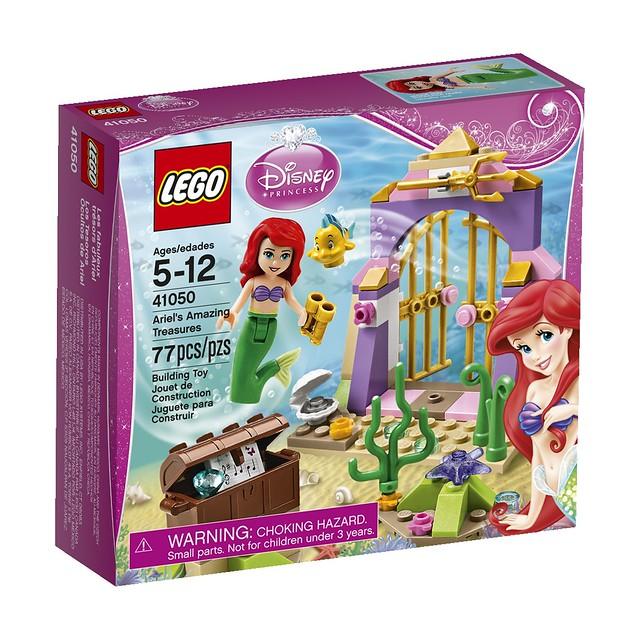 LEGO Disney Princess 41050 - Ariel's Amazing Treasures