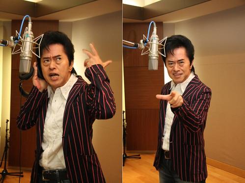 131113(2) - Aniki「水木一郎」賣力演唱插曲!2014年1月份新動畫《となりの関くん》(鄰座同學是怪咖)公開最新2支預告片!