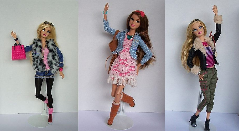 Fashionistas 2014 Barbie Fashionista Dolls