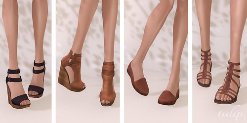 Shoetopia - for SLink by tulip.*Mina