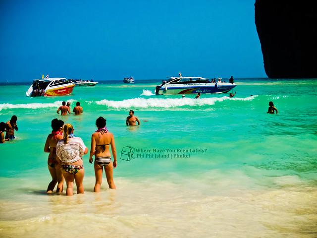 Maya Bay, Phuket