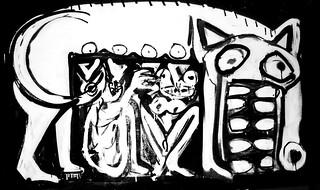 Alex itin 17 Frost Mural