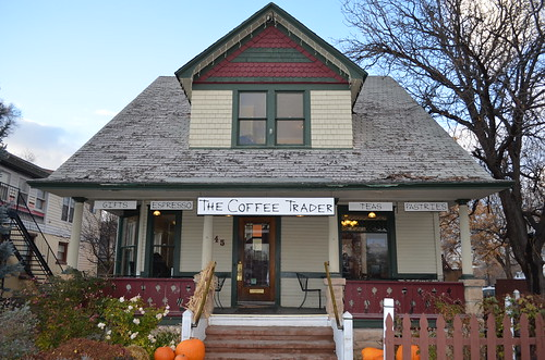 The Coffee Trader, Montrose, CO