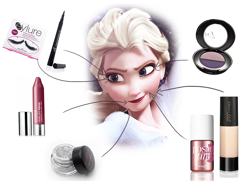 Elsa-Disney-Frozen-beauty-look