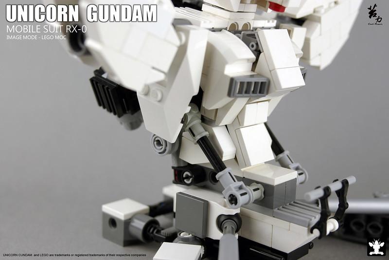 LEGO UNICORN GUNDAM 0013