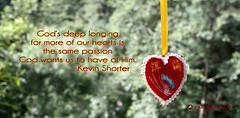God's longing more our hearts passion