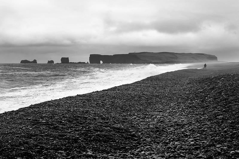 Vík í Mýrdal beach Iceland