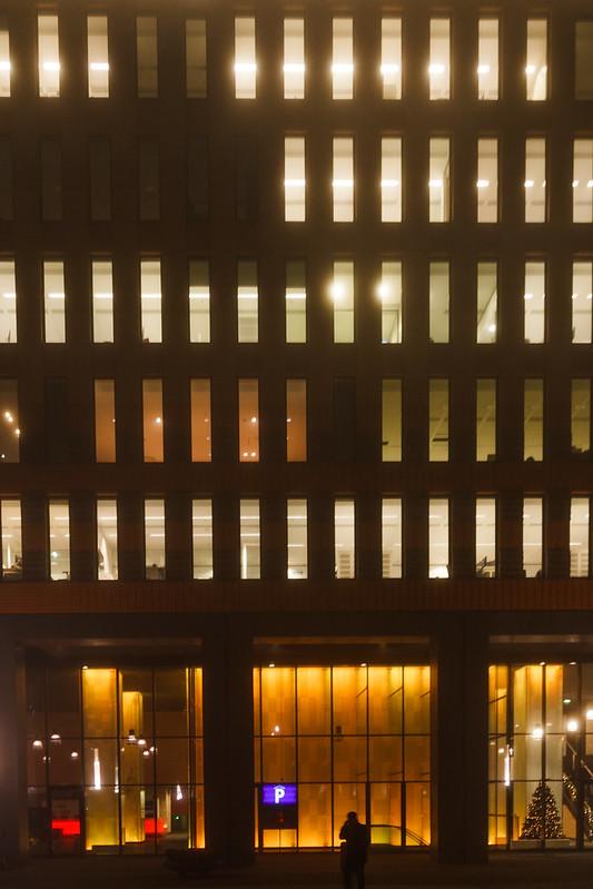 Amsterdam Zuidas, Symphonie Building