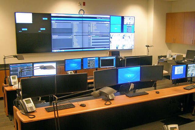 <p>The IT Operations Center (ITOC) on the second level of the building provides 24/7 proactive monitoring of all IT systems.</p>