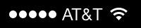 Left statusbar image WiFi