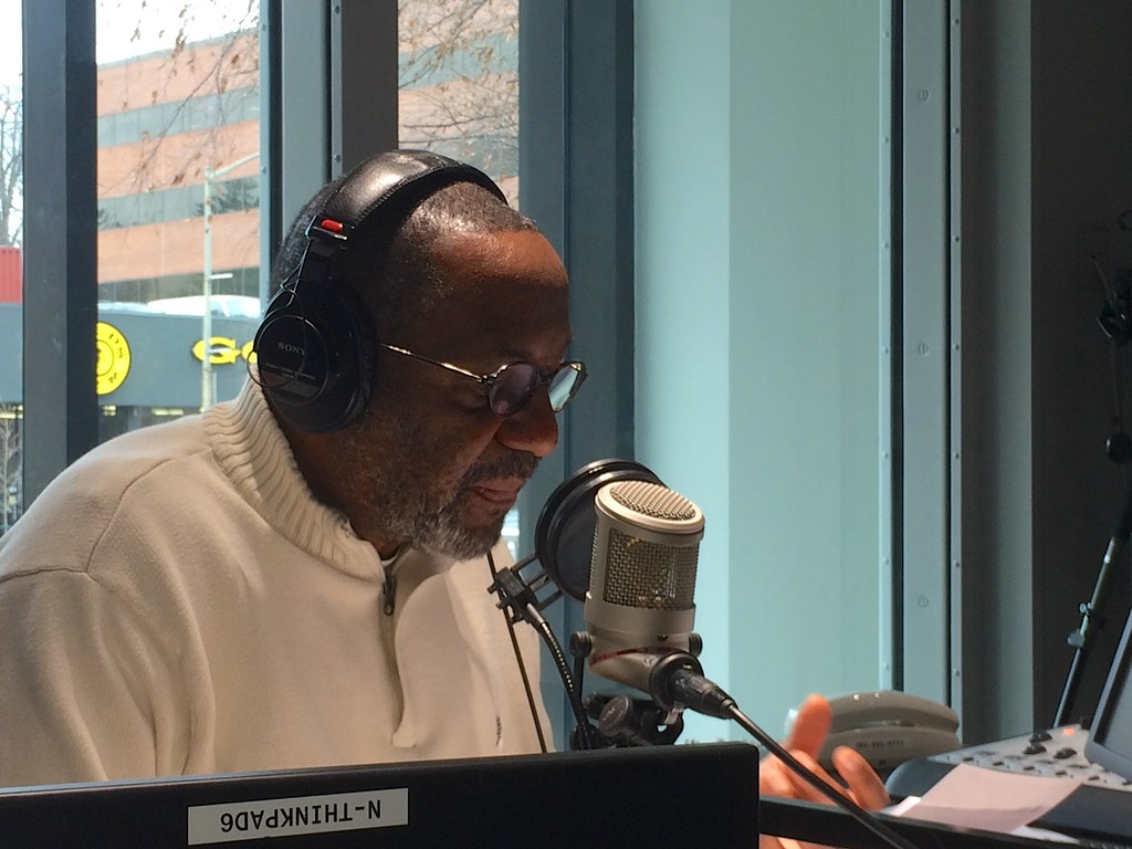 Doctors, EHRs, and the Patient relationship on the Kojo Nnamdi Show, Washington, DC USA