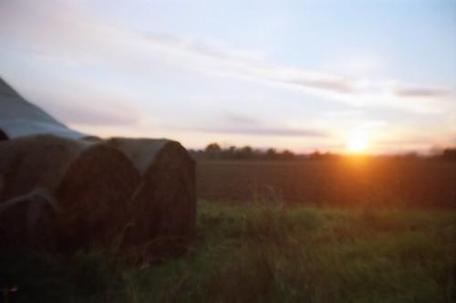 sunset film analog natura friuli udine bencini