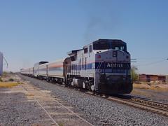 Make up train 2, Maricopa, Arizona