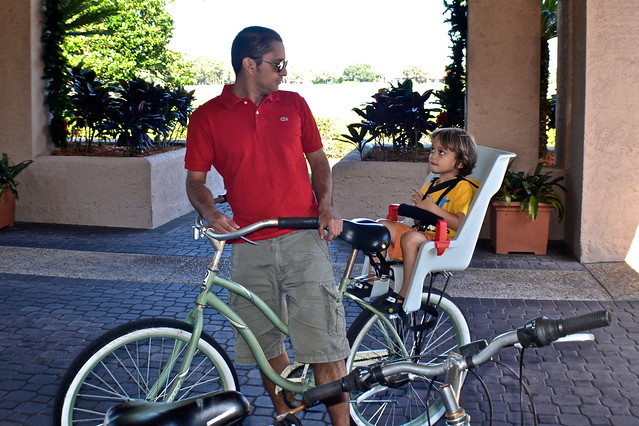 Cypress Gardens Villas and Golf Resort, Orlando Florida - bike rentals