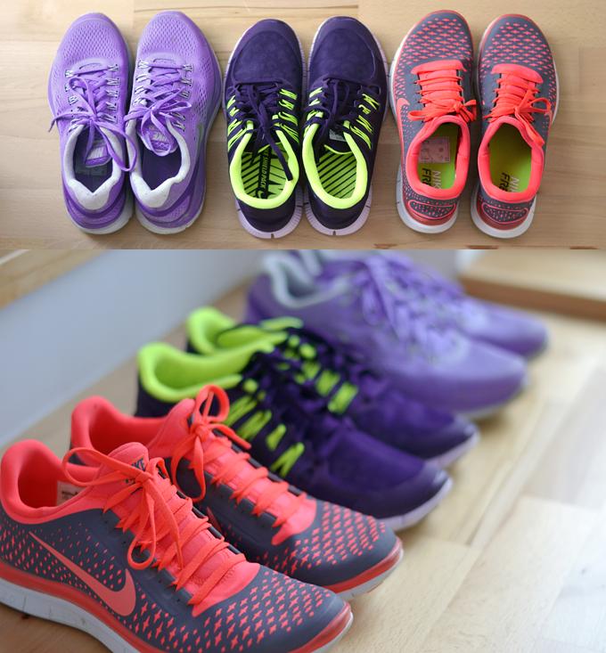 Vorsätze und sportliche Challenge
