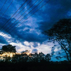 #sunset in #Popayan #Cauca #Colombia #tothesouth #Traveling #igerscol #turistic