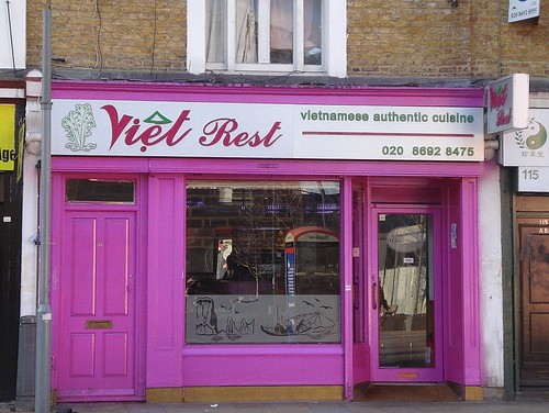 Viet Rest, Deptford, London SE8