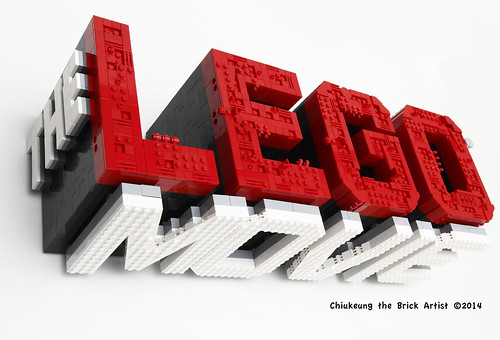 Just completed The LEGO Movie Logo